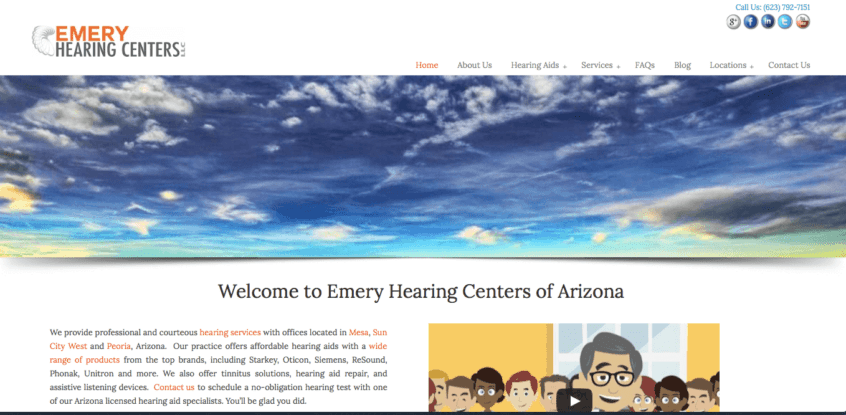 New Website Helps Hearing Aid Practice Jump in Search Rankings