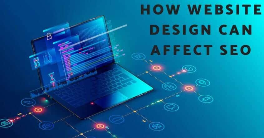 How Website Design Can Affect SEO