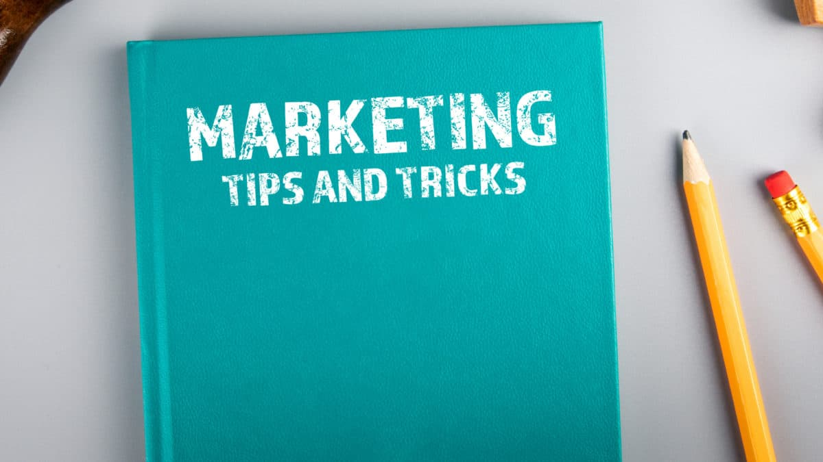 marketing tips for audiologists graphic