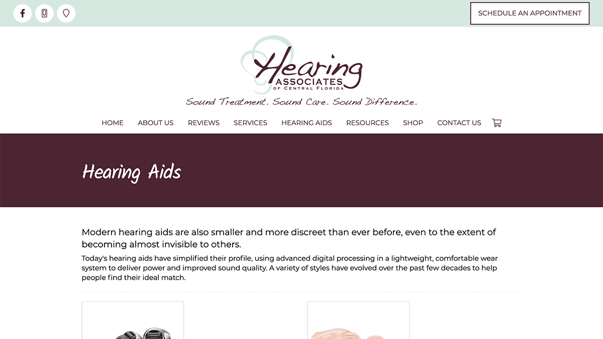 Hearing Associates of Central Florida